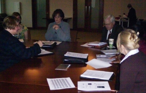 Circuit Court subgroup discusses important issues