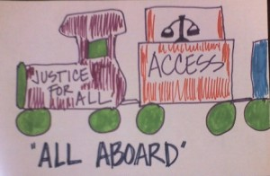 All Aboard the Access Train
