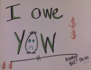 I Owe Yow
