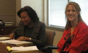 The Hon. Michelle Childs, Chief Admin Judge of the SC 5th Circuit, and Tanya Gee of the SC Court of Appeals discuss SRLs