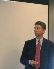 Commissioner Mac Bennett presents