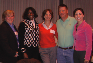 South Carolina attendees at SRL Conference at Harvard 2007
