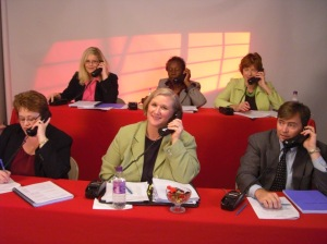 8/24/09 Ask-A-Lawyer Call Center at WLTX