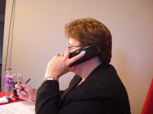 Cindy Coker, SC Bar Public Services Director
