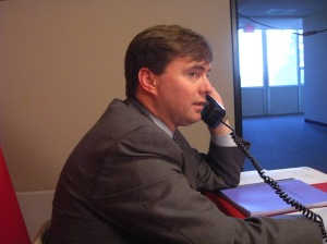 Jeff Goodwyn answers questions at WLTX Ask-A-Lawyer