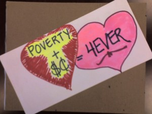 Poverty + SC = 4Ever