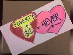 Poverty + SC = 4Ever