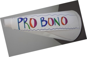 LOUD & CLEAR: PRO BONO ROCKS