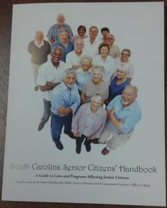 Senior Handbook Cover